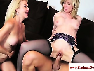 mature blonde hardcore