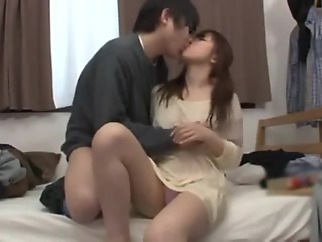 fingering asian blowjob