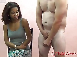 old & young amateur interracial