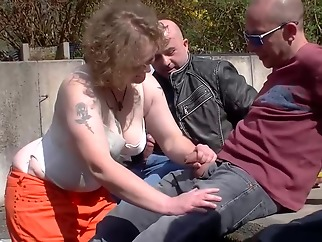 hd gangbang german