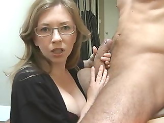handjob blowjob mature