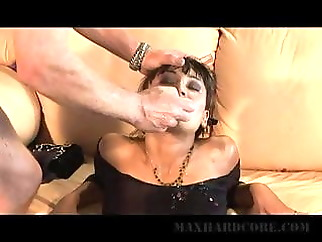 sex toy anal blowjob